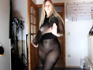 nylon milf free sex video