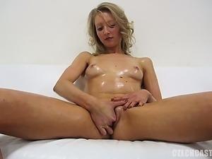 young czech anal sex