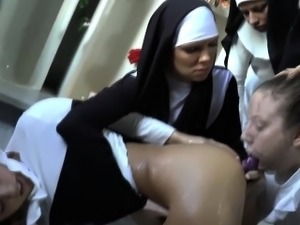 young nun with huge breasts pictures