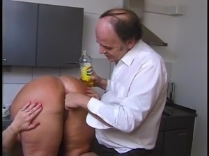 banana anal insertion video