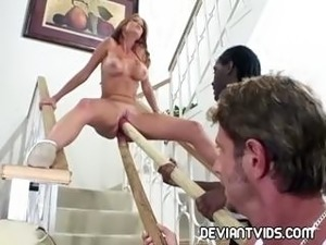 inserting dick in pussy