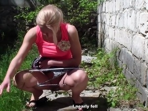 gagged handcuffed amateur video