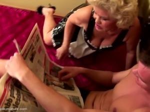 mature granny fucked movies