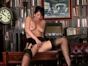 sandy black stockings fuck