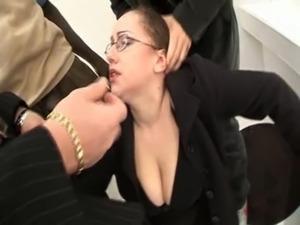 big tits chubby women video