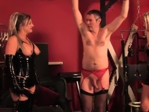 forced latex orgasm free video