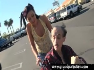 free video fuck me grandpa