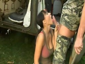 army recruitment video girls