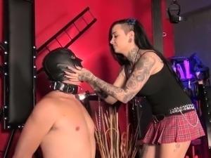 bdsm impale sex video