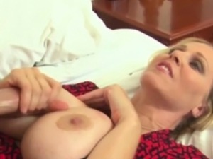 gorgeous mature on video