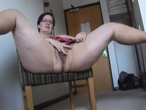 nylon mature fucked free video