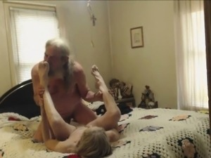 nasty old man sex videos