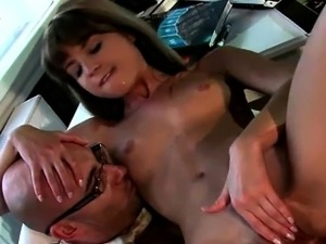 Teacher Fucks Teen Doggystyle