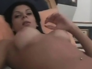 videos of sexy blonde solo masterbating