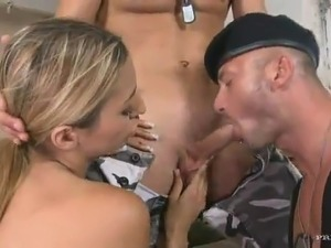 amateur army girls