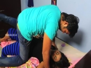 Telugu couple sex scene
