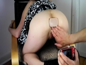 fisting pussy insertion