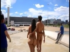 male public flashing movie