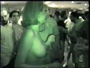 brazil topless video