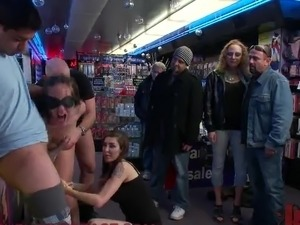 video sex in public