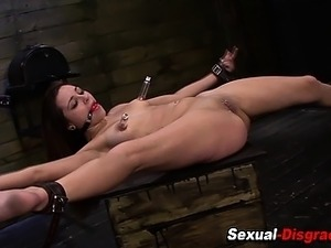 wet girls with sex toys