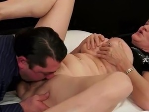 deep throat blowjob anal