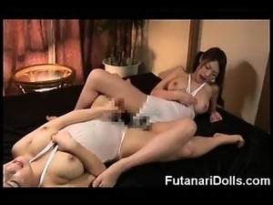 shemale tugjob cumshot videos