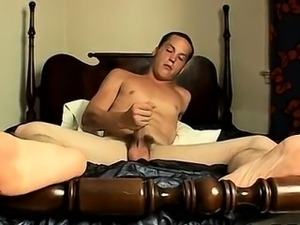 Free black male masturbation videos gay A Foot Rub And A Jac