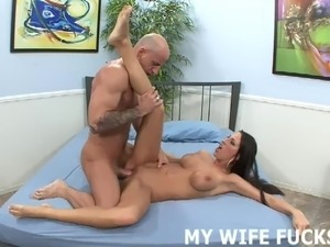 wife fucked by stranger video