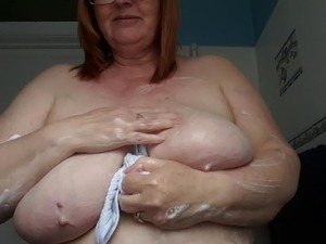 Big bouncing breasts