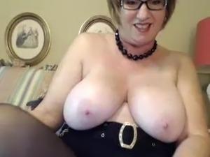 girdle video granny mature