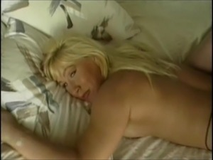 blonde tgirl fucks guy