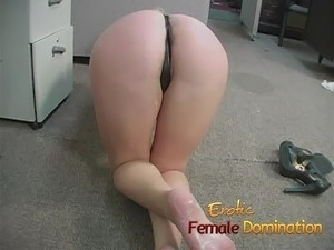 Hot sex with boss