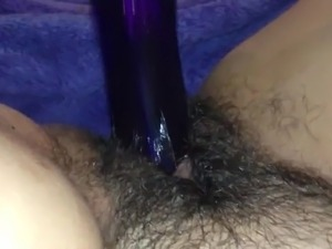 squirting hairy pussy video