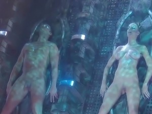 porn alien video