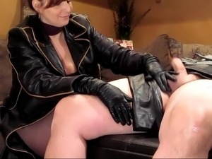 leather ass videos