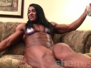 athletic babes muscle porn