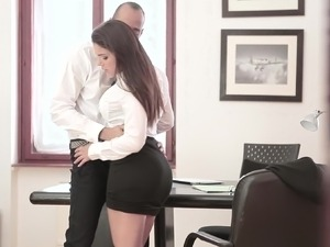 Office Porno videoer