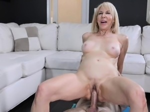 ebony blonde pornstar