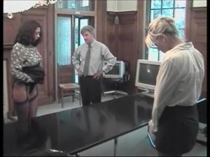 young amateur girls free video spanking