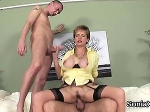 mature sex grey hari