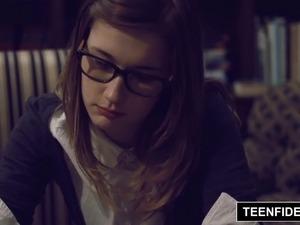 school girl cum facial movies