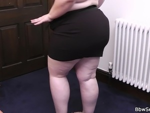 fat ass girl