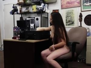 Amateur voyeur masturbation