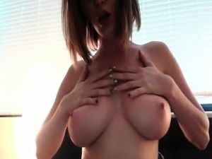 Big tits at work streaming