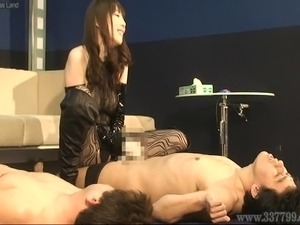 Ass licking slaves