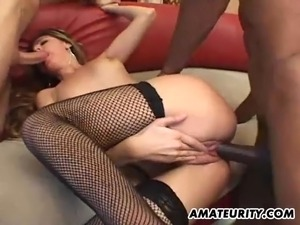 free black threesome porn
