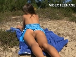 wife naked stranger beach stories