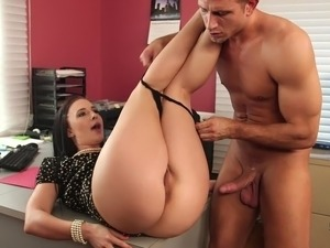 sexy secretaries anal video