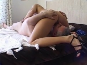 old vs young lesbian first time